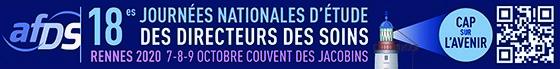 Journées Nationales d'Etudes des Directeurs des Soins