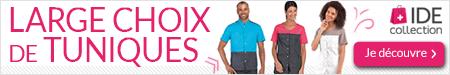 IDE Collection - large choix de tuniques