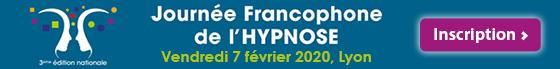 Trilogie - Journée Francophone de l'Hypnose