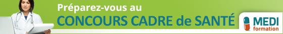 Préparez-vous au concours cadre de santé avec MEDI Formation