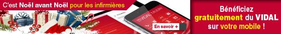 Vidal gratuit sur votre mobile