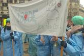 Faible participation au mouvement infirmier du 24 janvier