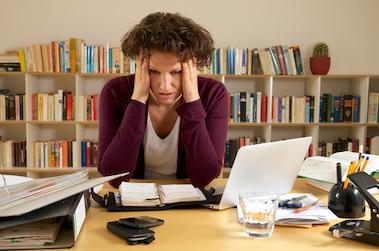 Avec l'expérience, les cadres formateurs arrivent à canaliser le stress