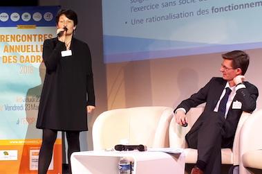 Rencontres FHF : la pratique avancée aussi pour les cadres