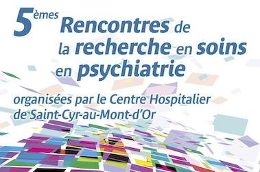 Les Rencontres de la recherche en soins de psychiatrie arrivent à maturité