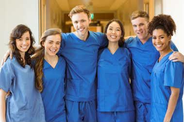 Les infirmiers seront 50% plus nombreux en 2040 !