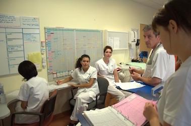 Rapport d'évaluation sur les clusters sociaux QVT dans les établissements de Santé