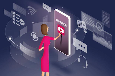 Découvrir les apprentissages mobiles et expérimenter les solutions dédiées à cette pratique