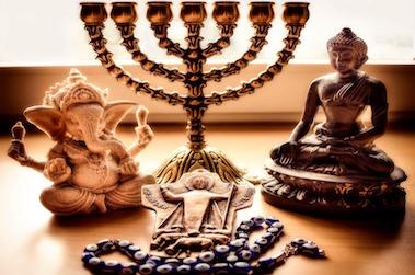 Laïcité et religion à l'hôpital : les grandes religions