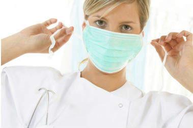soignant masque